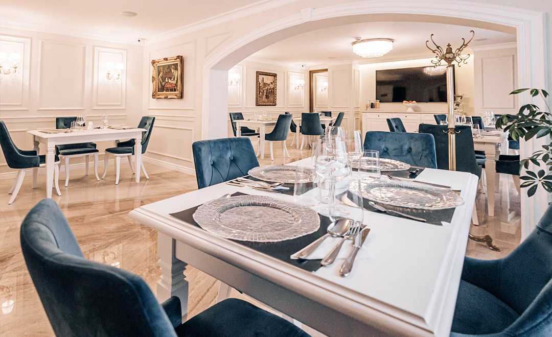 Restaurant Grant Hotel Boutique